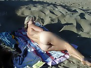 (10 pictures) Nude Senior Couples Sun Bathing Near the Younger Ones and They Enjoy Being Naked among the Other Naturists
