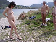 (5 pictures) Real life amateur girlfriends and nudists in homem...