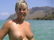 (10 pictures) After I Go To Naturist Beaches and Shoot These Hot Nude Women I Always Go Somewhere to Wank a Couple Times