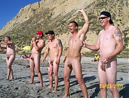 (5 pictures) Some amazing pictures from Nudist Male beach