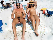 (5 pictures) They a sunbathes fully nude