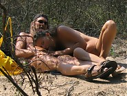 (8 pictures) Sexually attractive nude life adepts seduced by friends at nudist beaches